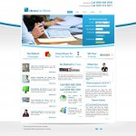 finance Business Website Portfolio