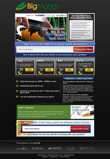 Forex website design india