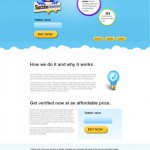 Landing Page Design Pearl Like Technology