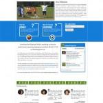 Non Profit Organization Web Design Portfolio