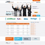 Job Portal Websites design portfolio
