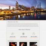 Business Services Websites design portfolio
