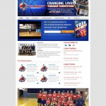 Pearl Like Technology Sports Website Portfolio