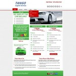 Transport, logistic Website Portfolio
