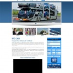 Automotive & Transport Website Design Portfolio